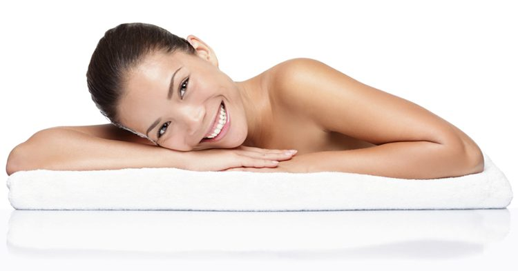 Spa - face skincare beauty woman