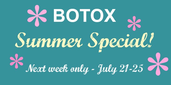 BOTOX Summer Special