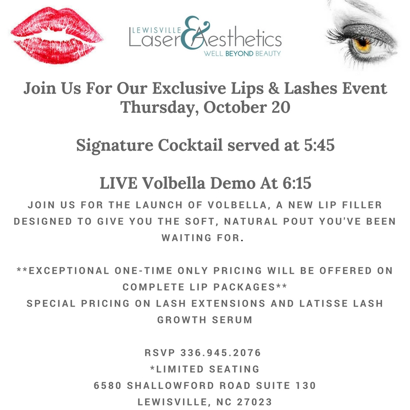 Plump your pout and bat your lashes! XOXO